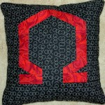 Omega Block Pillow, Social Studies Teacher, 6B