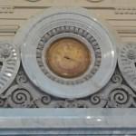 Clock Curlicue detail