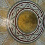 Tile Sun with Seal