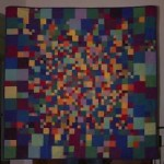 Pointillist Palette #1: Sun