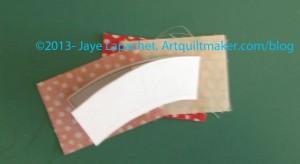 Folder pattern back