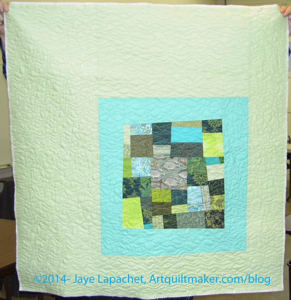 Design Series Focal Point Emphasis Artquiltmaker Blog