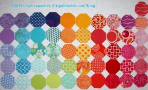 Colorful Octagons