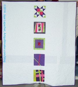 Color Group Donation Quilt