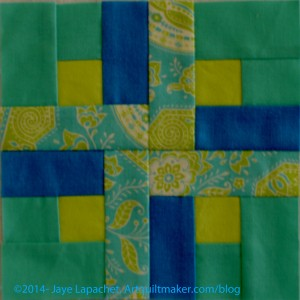 City Sampler block No.1