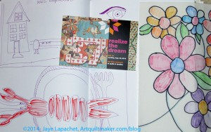 Art Journal Workshop Notes & Sketches
