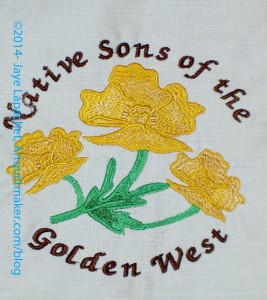 NSGW Pillow Embroidery