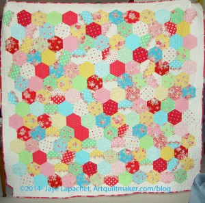 Flower Sugar Hexagon