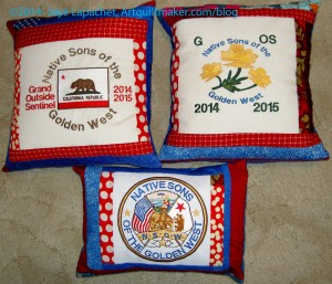 RAL's NSGW Pillows
