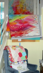 How to Display Quilts