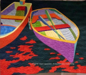 Dinghy by Shelly Burge