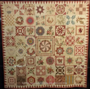 Morrell's Quilt by Di Ford
