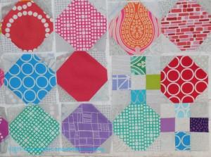 Octagon Nine Patch Detail