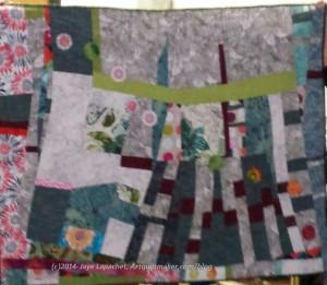 Ann Brook's workshop piece