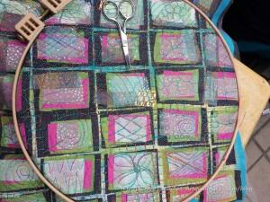 Gerre's art quilt