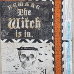 College Hallowe'en Pillowcase #2
