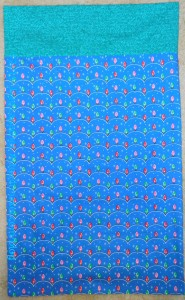 Blue LIghts Pillowcase