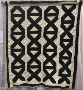 Historic quilt from SJMQT