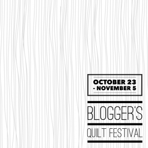 Blogger's Quilt Festival 2015