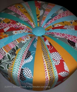 Tuffet #2 Finished