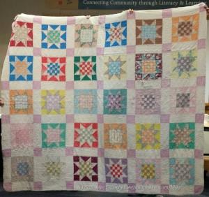 Claire's Vintage Quilt