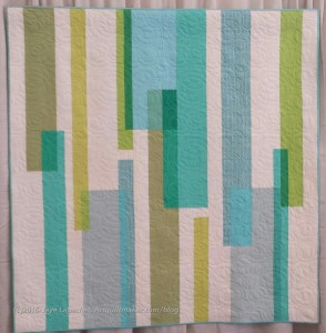 Drip by Suzy Williams, Chicago, IL, (@suzyquilts)