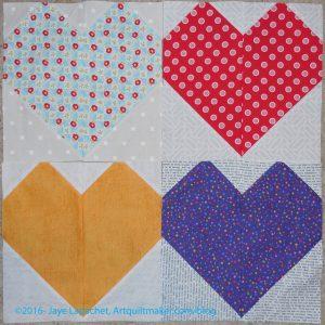 Orlando Heart Blocks - first batch