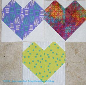 Second set of heart blocks