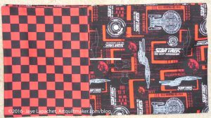 Big Check Star Wars Pillowcase