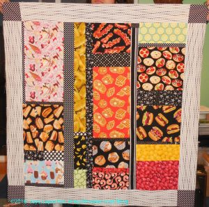 Food Donation Quilt