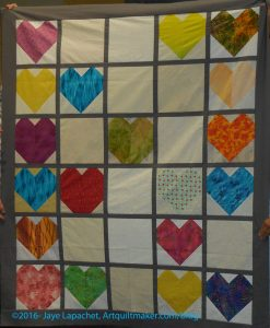 BAMQG Pulse Quilt by Mike