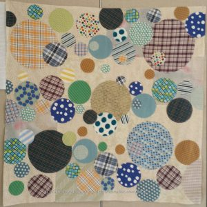 Circles Charity Quilt