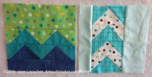 City Sampler blocks n.42-43