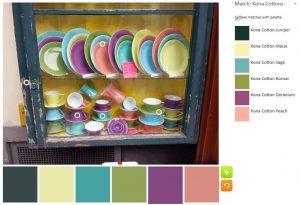 ColorPlay Dec 2, Palette n.3