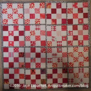 QAYG Donation Quilt - front