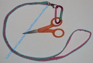 Chatelaine Scissors from Rhonda
