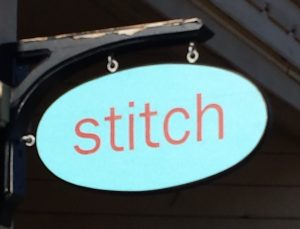 Fun Stitch sign