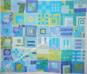 Newest City Sampler Blocks - January 2016