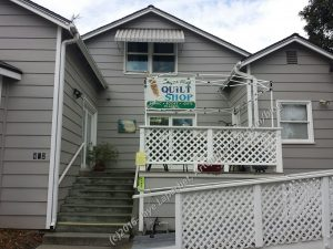Sugar Pine Quilt Shop, Grass Valley, Calif