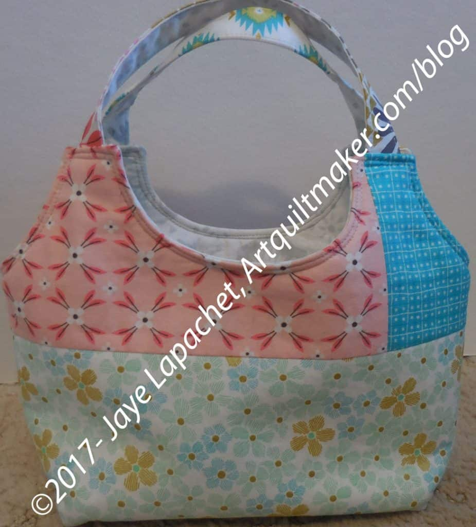 Little Patchwork Tote -2
