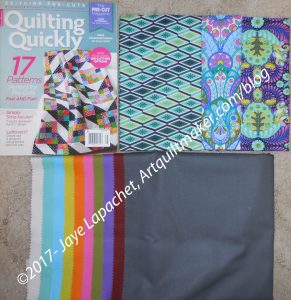Fat Quarter Shop Purchases