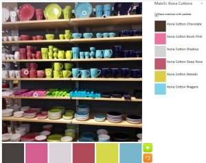 ColorPlay: Tableware 2
