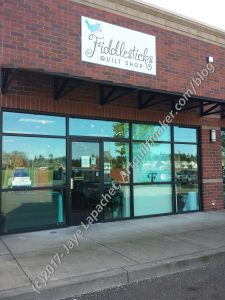 Fiddlesticks Quilt Shop