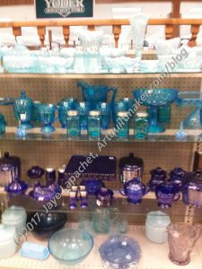 Yoder's Pressed Glass