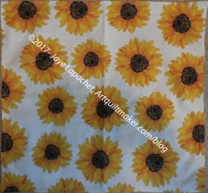 Sunflower Napkins - full