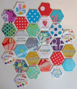 Guild Merit Hexies