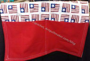 Patriotic Walker Bag