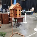 Birdhouse with GREAT frame