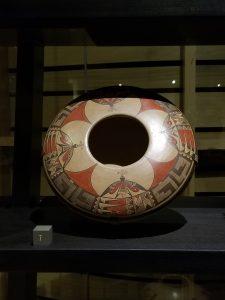 Dextra Quotskuyva, Hopi-Tewa. Jar, 1976