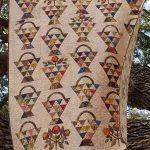 Edyta Sitar Tall Basket Quilt
